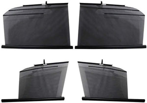 Side Window Automatic Roller Sun Shades for Nissan Sunny