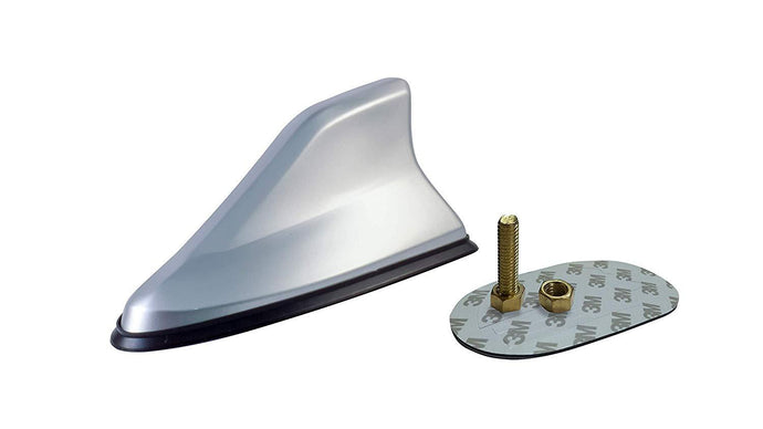SIlver roof antenna for all cars