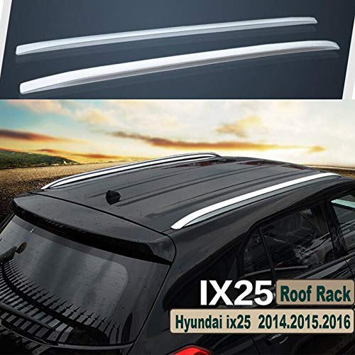 Roof rail rack for hyundai creta