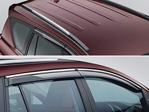 Roof Rail for Innova Crysta Model 2016+