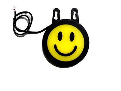 Smiley Drl in smile face with suction cup for all cars