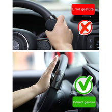 Load image into Gallery viewer, how can u drive a car while using steering knob