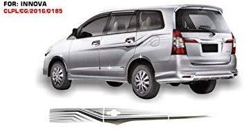 Graphics sticker for toyota innova 2015
