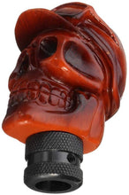 Load image into Gallery viewer, Sun-Glasses Red Skull gear knob for all cars