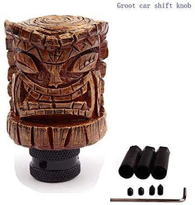 tree Style skull gear knob for all car