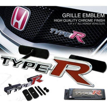 Load image into Gallery viewer, Grill Emblem Type R Logo