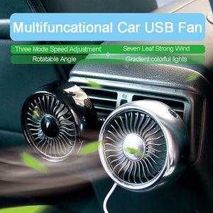 USB Fan for car