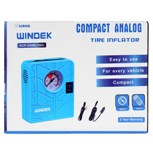 Load image into Gallery viewer, Compact analog & tire analog
