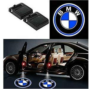 Wireless bmw shadow light for car