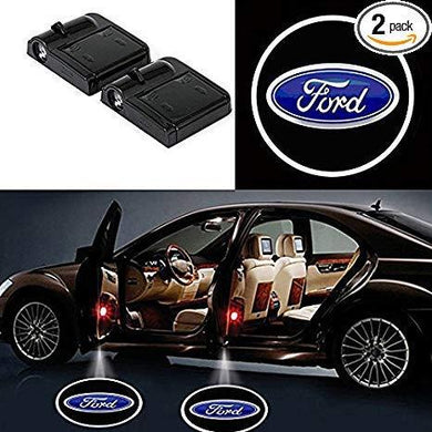 Wireless Ford shadow light for car