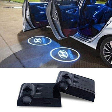 Wireless Hyundai shadow light for car