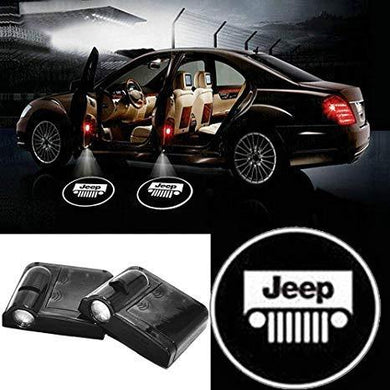 Wireless jeep shadow light for car