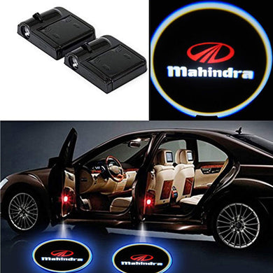 Wireless Mahindra shadow light for car