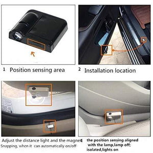 How to install suzuki shadow light in car
