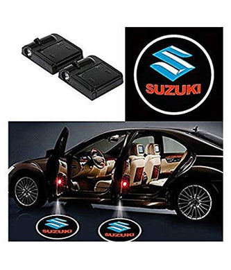 Wireless suzuki shadow light for car