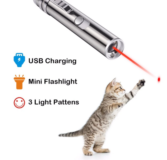 Laser Cat Chaser Toy