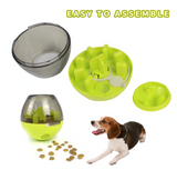 Treat Dispensing Tumbler Dog Toy