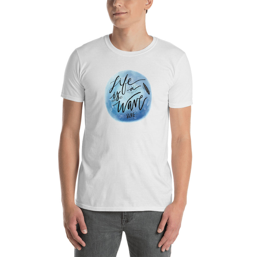 Life's a wave T-shirt