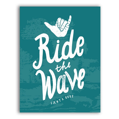 Canvas Surf Rider in Ride the Wave variant