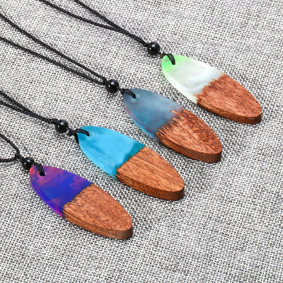 Hawaiian Surfboard Necklaces