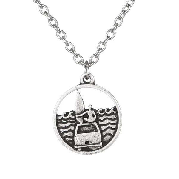 Surfer Dude Necklace