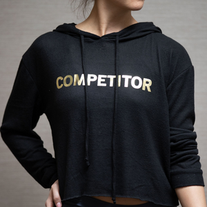 Hoodie - Tiger Brush - Competitor
