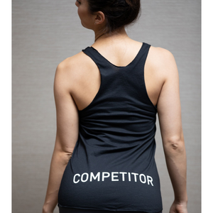 2019 Competitor tank