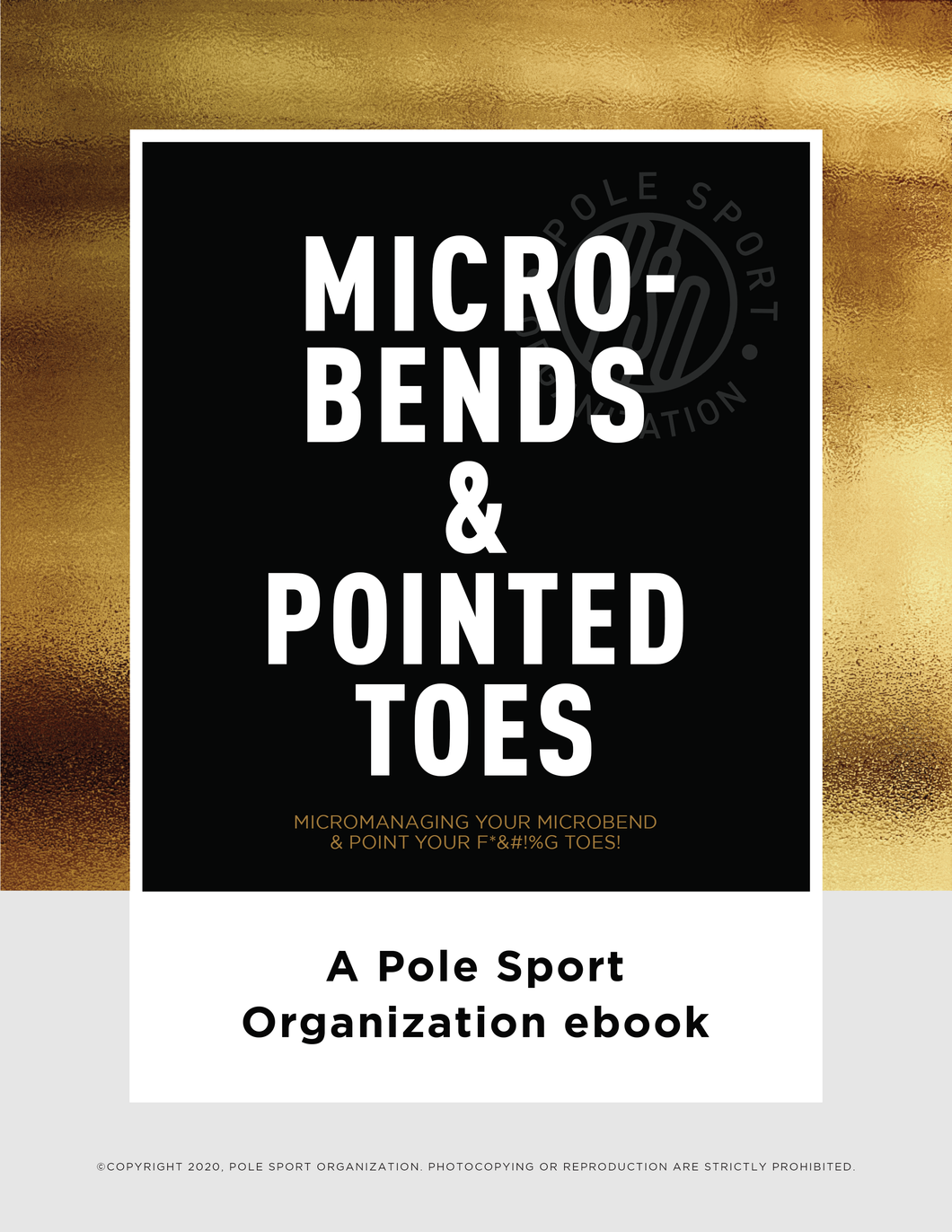 e-book - Microbends and Pointed Toes