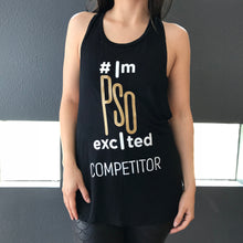 Load image into Gallery viewer, #imPSOexcited competitor shirt