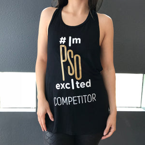 #imPSOexcited competitor shirt