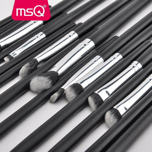 MSQ 20Pcs Eye Shadow Brushes