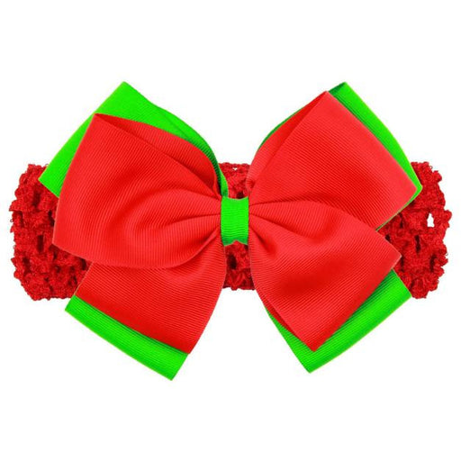 Baby Girl Christmas Ornaments Headband