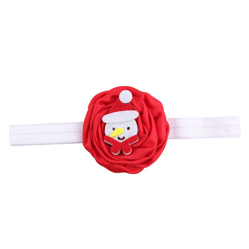 Christmas Infant HairBand