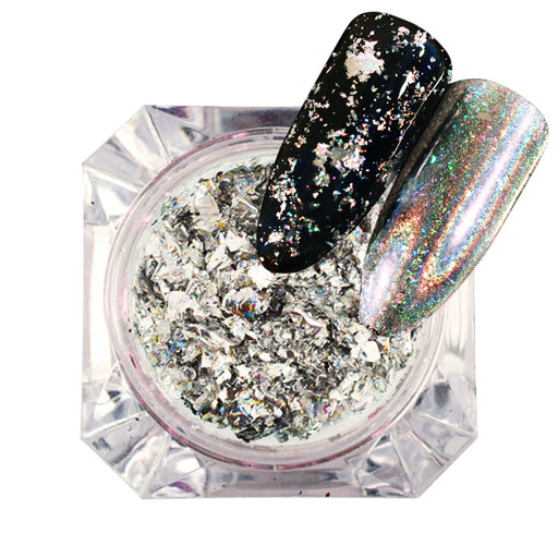 Holographic Nail Glitter