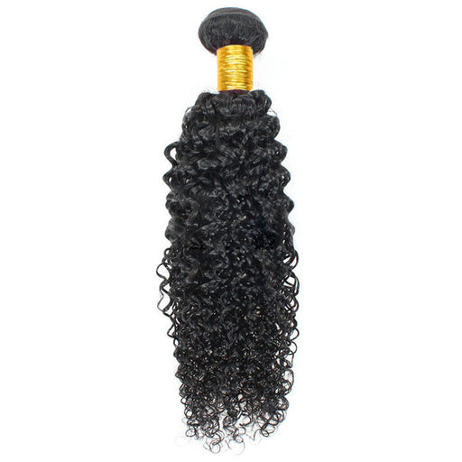 Black Kinky Curly Hair