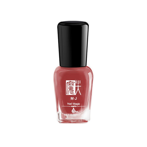 Russet Red Fast-Dry Nail Polish