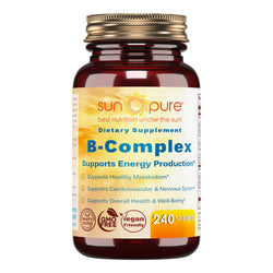 Sun Pure B Complex 240 Tablets