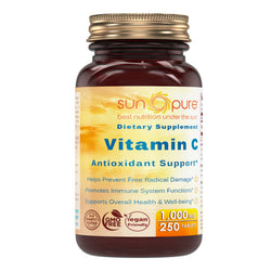 Sun Pure Vitamin C 1000 Mg 250 Tablet