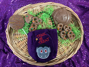 Halloween Treat Gift Bag
