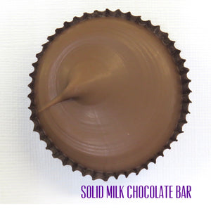 Solid Chocolate Bar