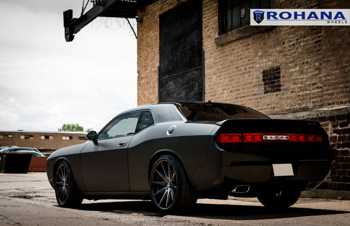 Rohana Wheels Rc10 for Dodge Challenger SRT
