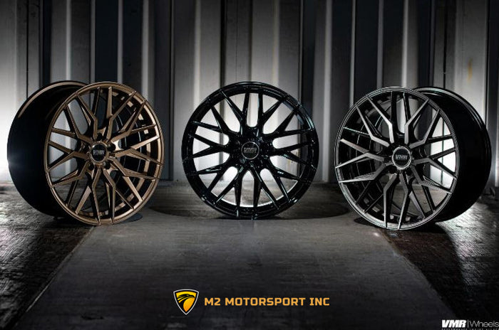 The VMR V802 Wheels - VMR Wheels Review