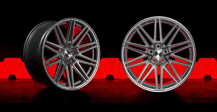 Vossen CV10 Wheels