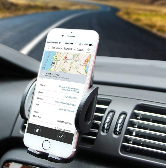 sticks to Car works with Rokform mountable cases 330101 Rokform RokLock Universal Phone Mount Holder Wall or any flat surface
