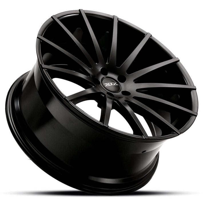 "22"" XIX x39 Wheels Matte Black"