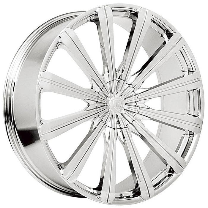 "22"" Borghini B18 Wheels"