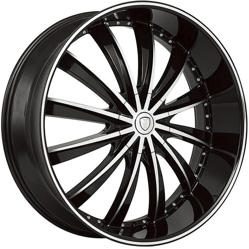 "22"" Borghini B19 Wheels"