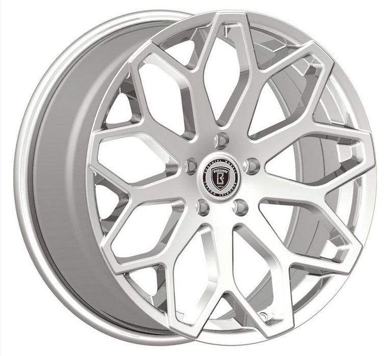 Borghini B28 Wheels Black Machined