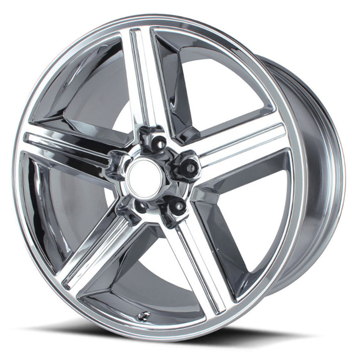 iroc rims chrome