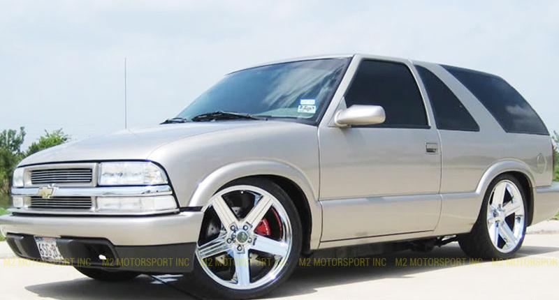 "24"" Iroc Rims Chrome"